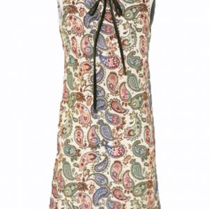 vintage lined paisley | Malibu Vintage Goods