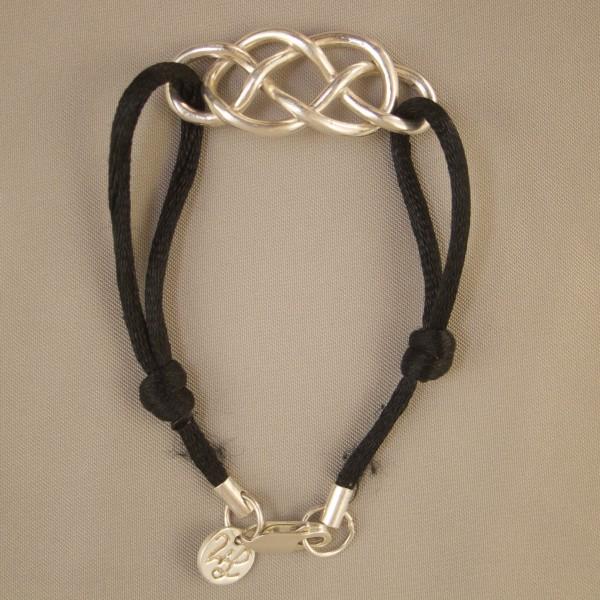 Timeless I Bracelet in Sterling Silver   2xLucky Jewelry