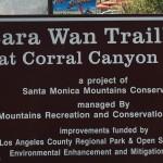 Sara Wan Trailhead