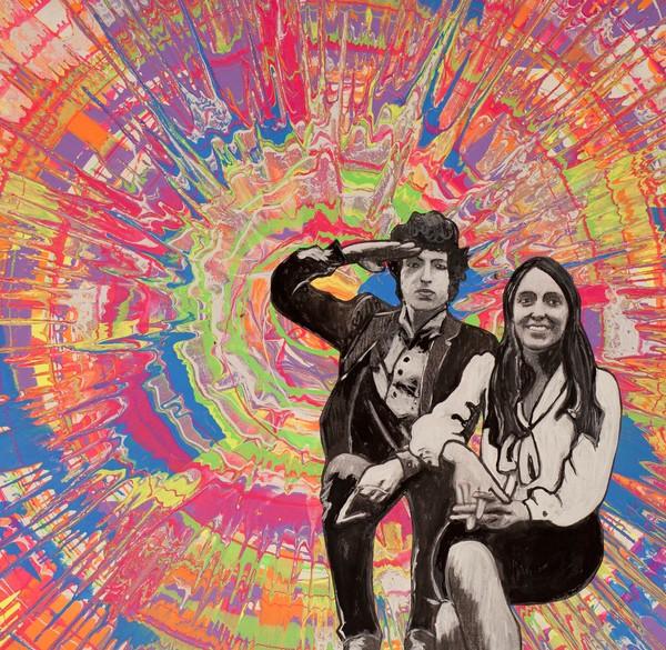 Bob & Joan | Spin Art | Prints | Maya Armony | All Things Malibu