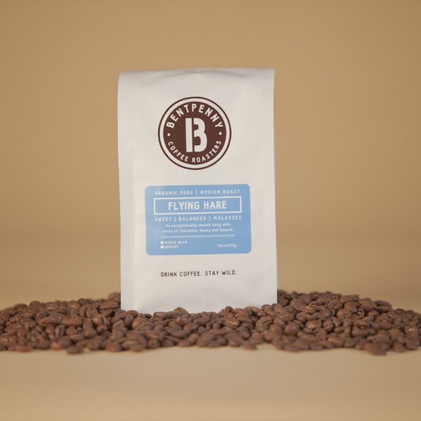 Flying Hare Organic Coffee| Bent Penny | All Things Malibu