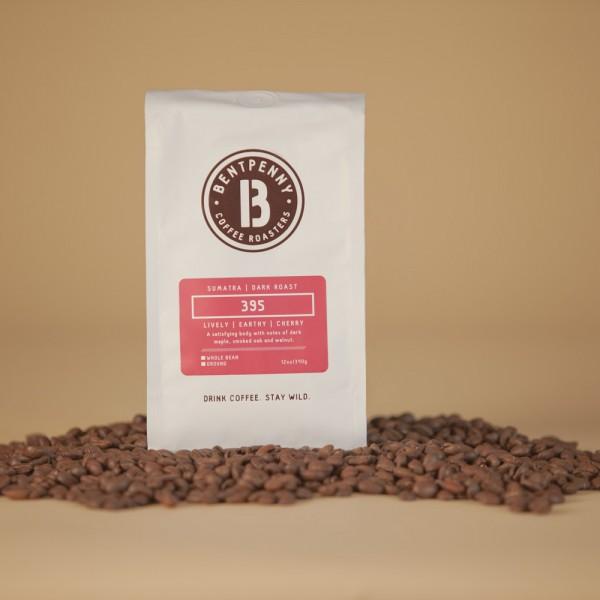 395 | Organic Sumatra Coffee | Bent Penny | All Things Malibu
