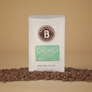 Lady Liberty Coffee| Organic Coffee | All Things Malibu