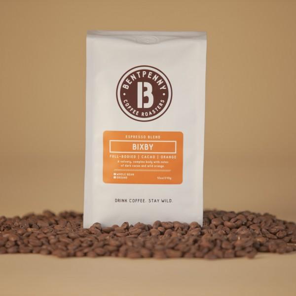 Bixby Espresso Blend | Bent Penny Coffee | All Things Malibu