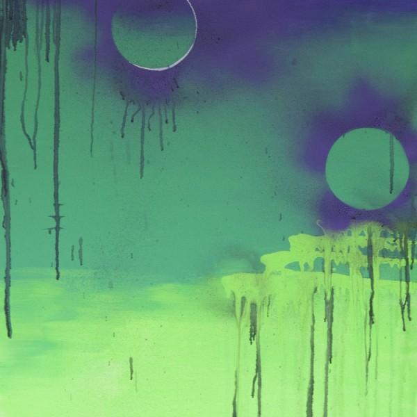 Moonlight | Mixed Media Canvas | Maya Armony | All Things Malibu