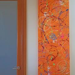 Spiral Dance | Canvas | Maya Armony | All Things Malibu