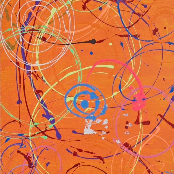 Spiral Dance | Canvas2 | Maya Armony | All Things Malibu