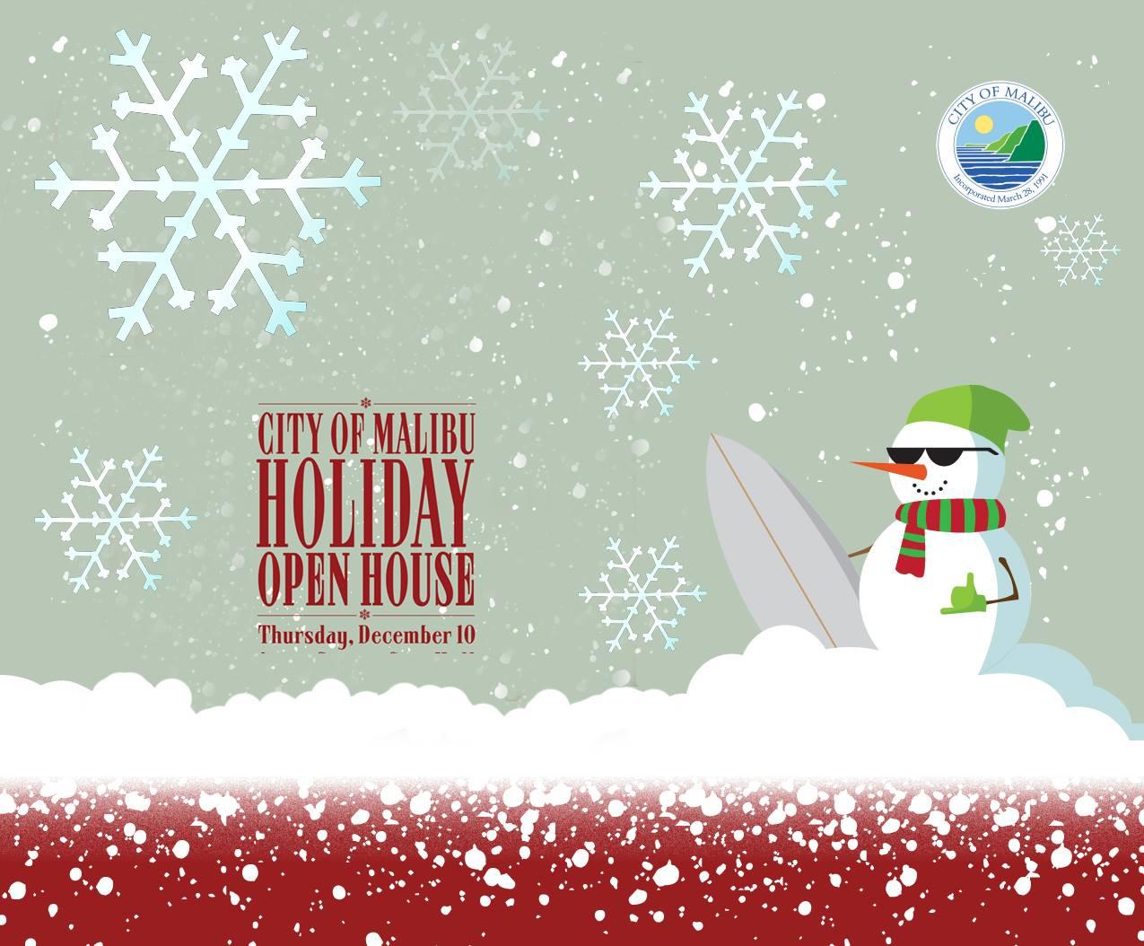 City of Malibu Holiday Open House