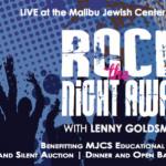 Lenny Goldsmith Live @ the Malibu Jewish Center & Synagogue