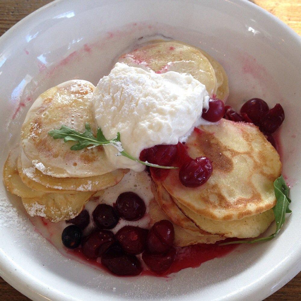 sweedish pancakes