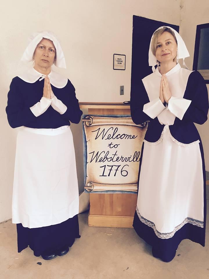 Fordham Quaker Women