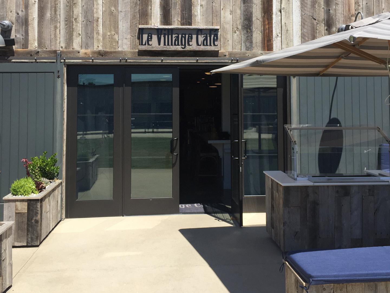 le-village-cafe-restaurant Malibu