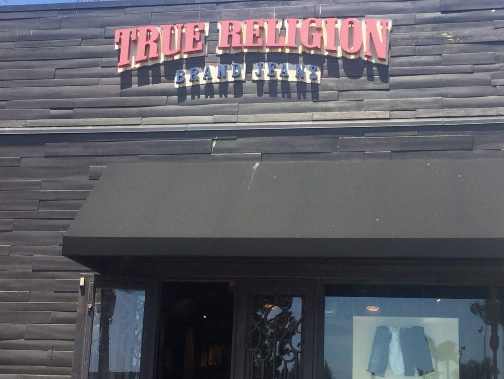 True Religion Malibu