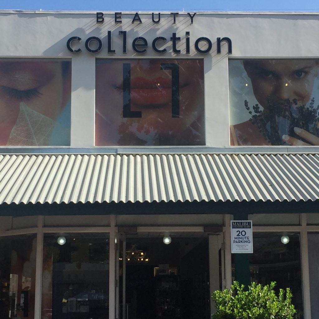 beauty collection malibu store