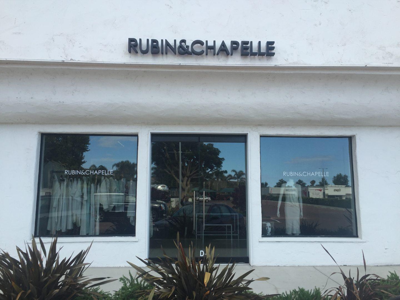 rubin - chapelle malibu store