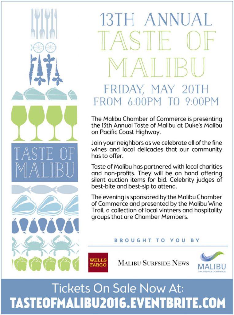 taste of Malibu