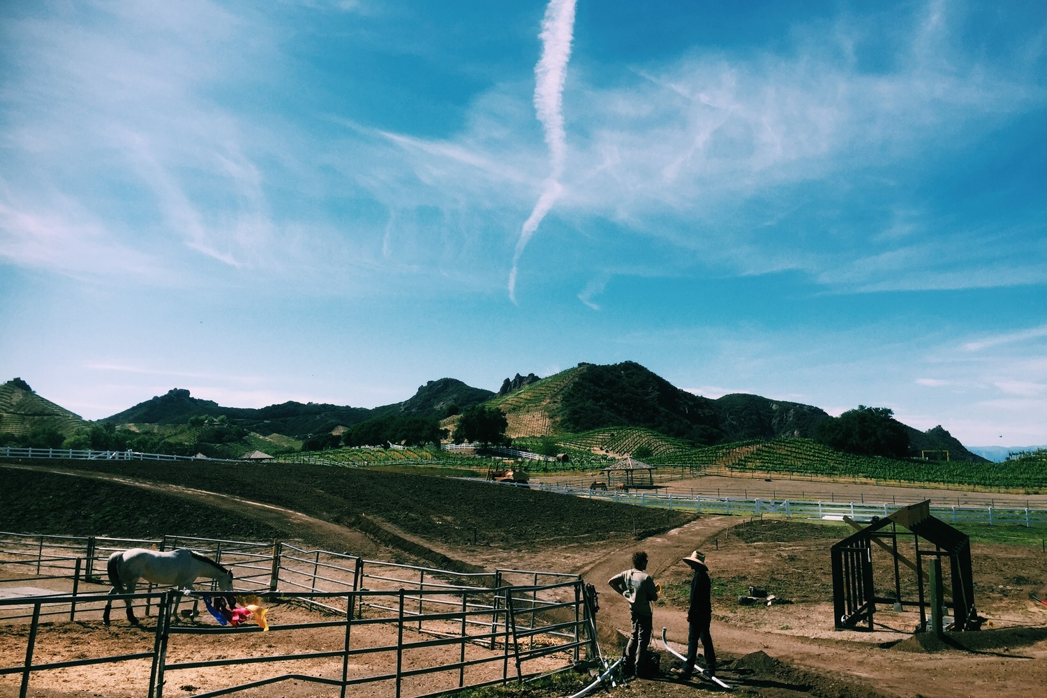 Malibu Wines Adds New Attraction Wine Hikes All Things