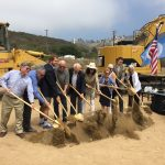 City of Malibu Holds Ceremony for Groundbreaking of the Civic Center Wastewater Treatment Facility