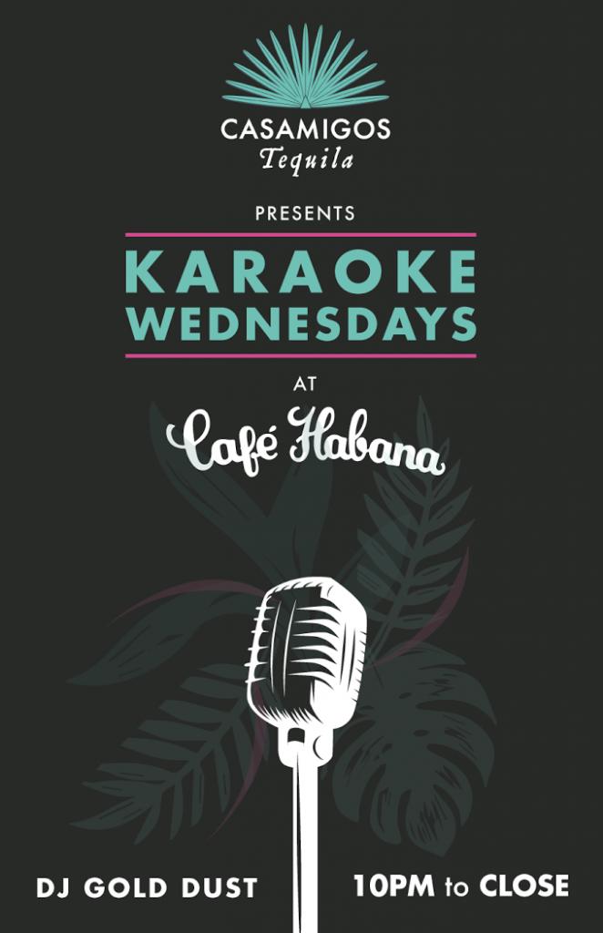 cafe haban karaoke