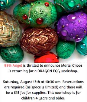 Dragon Egg Workshop