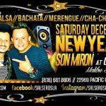 New Year's Eve at Casa Escobar Malibu Salsa & Bachata Nights!