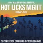 hot licks night