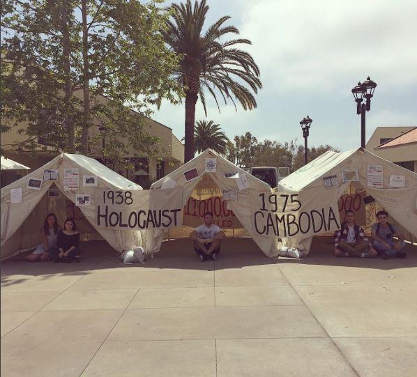 genocide exhibit