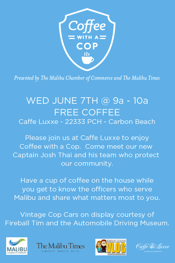 e-Flyer - Coffee with a Cop