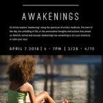 "Topanga Canyon Art Gallery Show  ""Awakenings"" Opening"